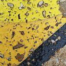 Bright Yellow and Black by Jeanne Kramer-Smyth