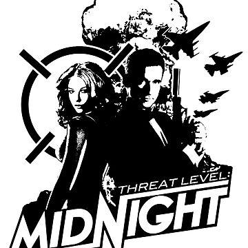 Threat Level Midnight by sherrymason609