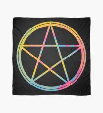 Pentagram Series - Pansexual Pride Scarf