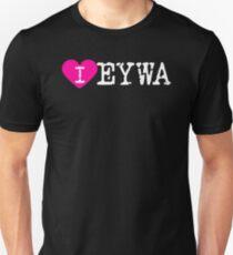 I Heart EYWA | Love EYWA Unisex T-Shirt