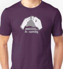 Shhh... I'm Counting Unisex T-Shirt
