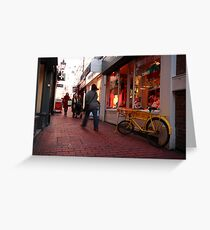 The Lanes Greeting Card