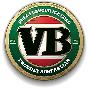 VB - Australian Beer - Victoria Bitter by Connorlikepie