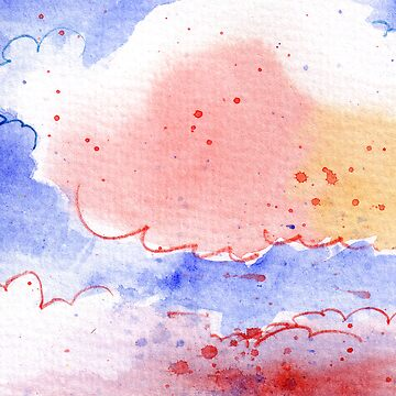 cloud study no.1 by skyrunner
