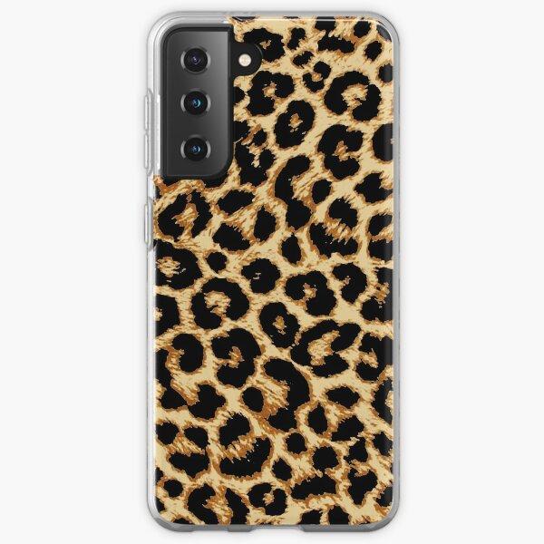 ReAL LeOparD Samsung Galaxy Soft Case