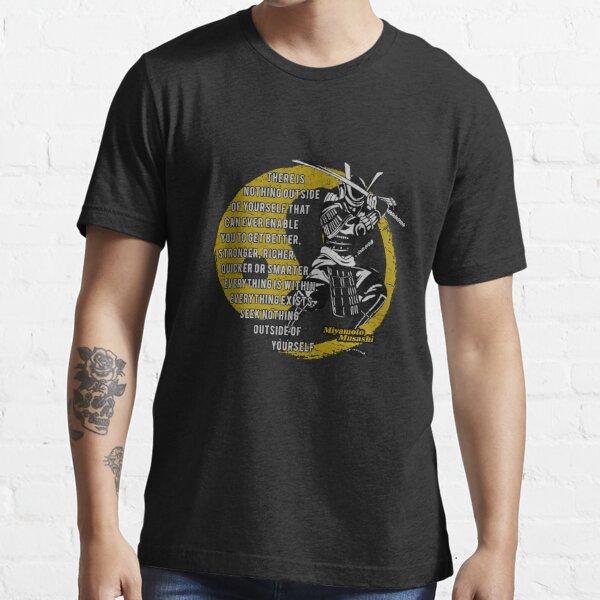 Miyamoto Musashi Samurai T-shirt Essential T-Shirt