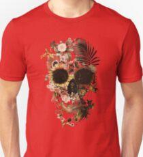 Garden Skull Light Slim Fit T-Shirt