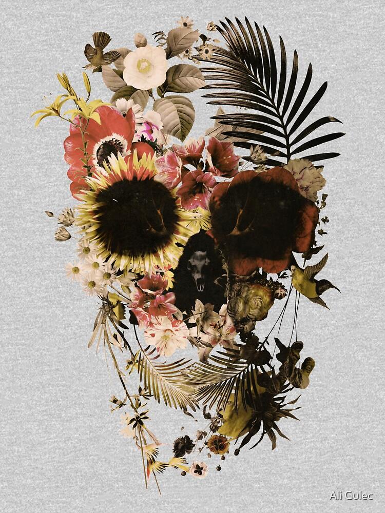 Garden Skull Light by aligulec