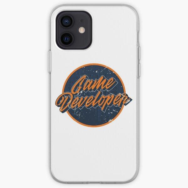 Game Developerer Logo iPhone Soft Case