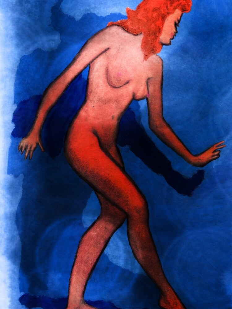 nude woman by jaymorino