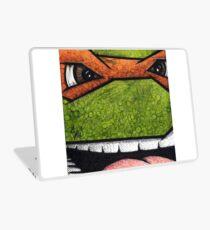Michaelangelo of Teenage Mutant Ninja Turtles Laptop Skin