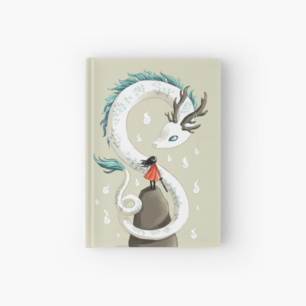 Dragon Spirit Hardcover Journal