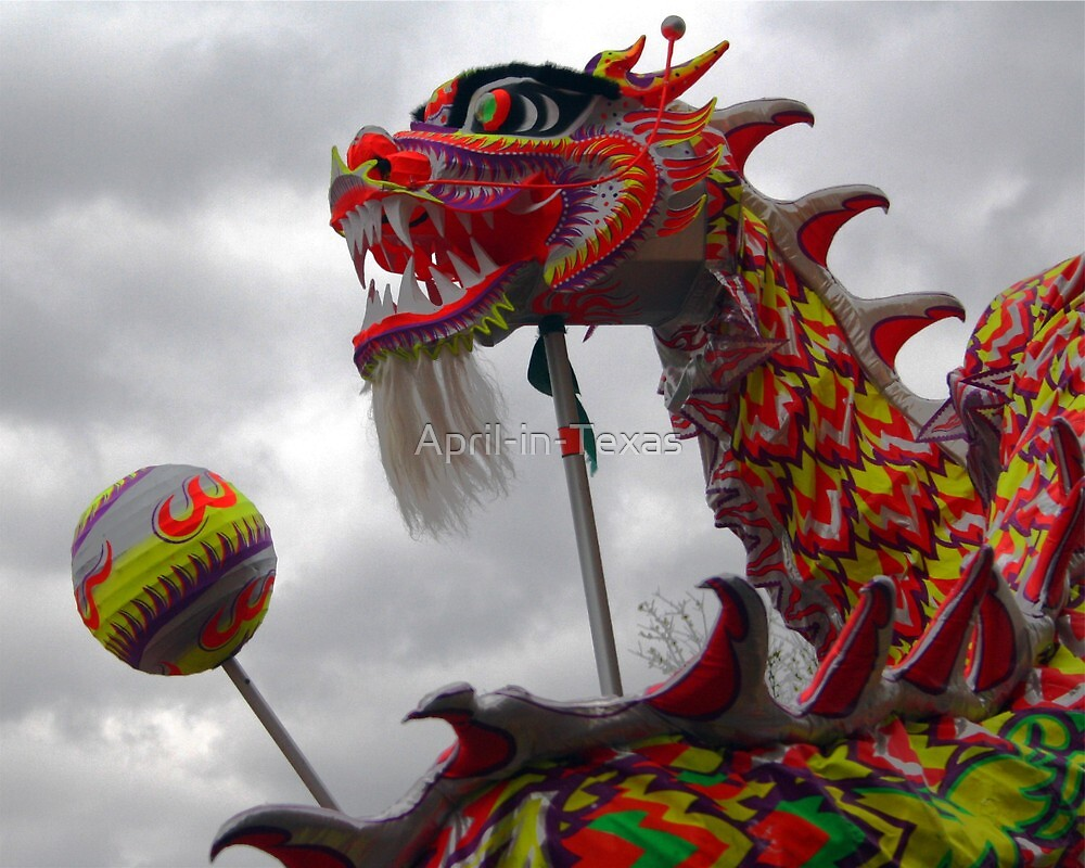 Dragon Dance  by April-in-Texas