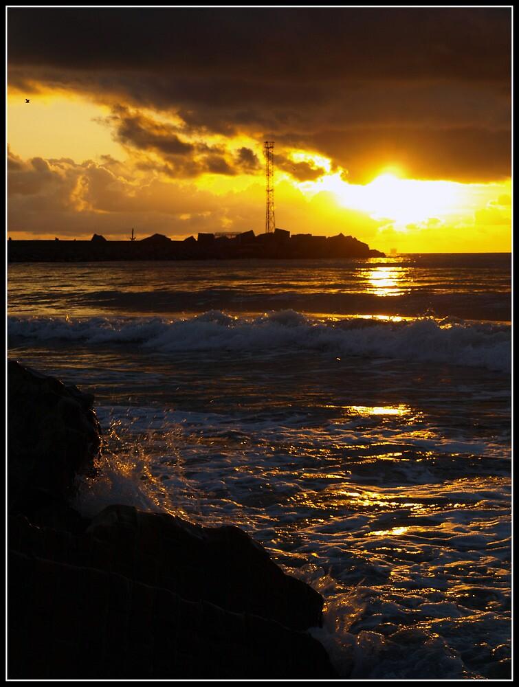 Sunset by romenas