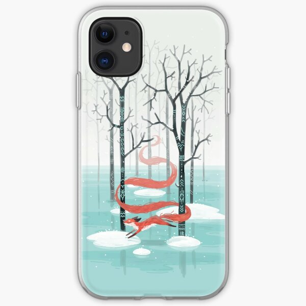 Forest Spirit iPhone Soft Case