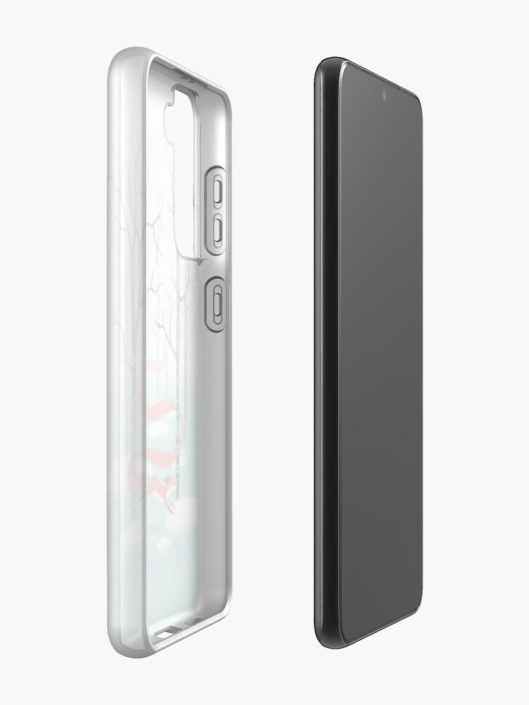Alternate view of Forest Spirit Case & Skin for Samsung Galaxy