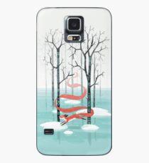 Funda/vinilo para Samsung Galaxy Espíritu del bosque