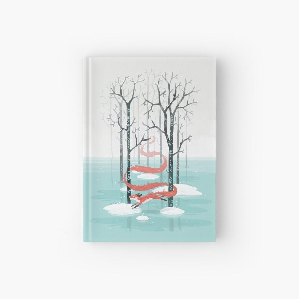 Forest Spirit Hardcover Journal