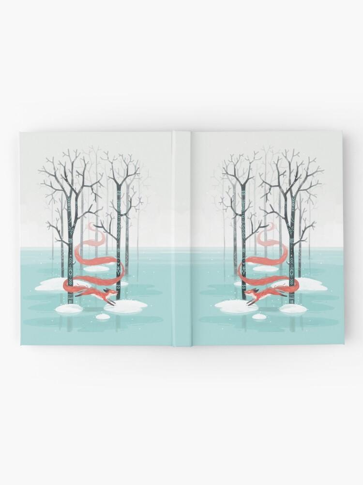Alternate view of Forest Spirit Hardcover Journal