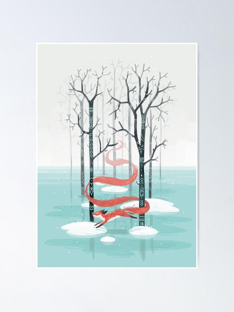 Alternate view of Forest Spirit Poster