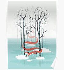 Forest Spirit Poster