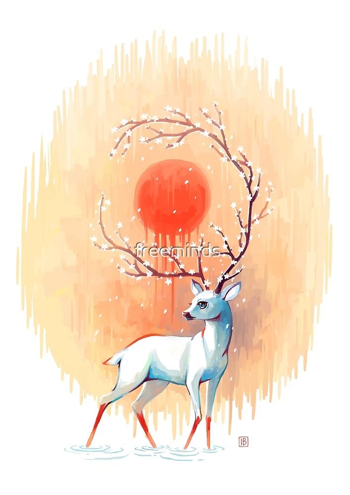 «Espíritu de primavera» de freeminds