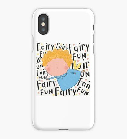 Fairy fun iPhone Case/Skin