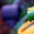Drop of water by Urban Hafner