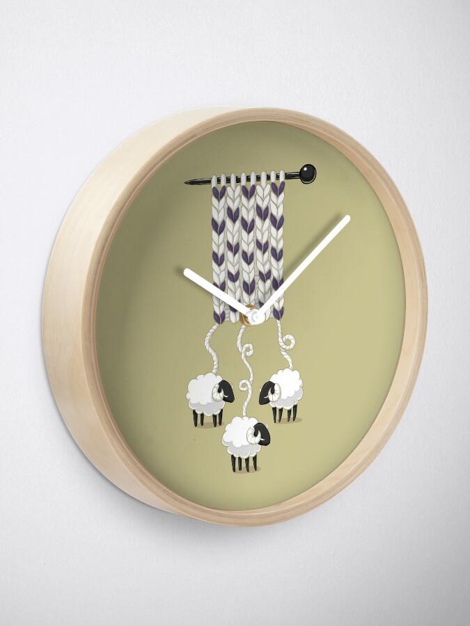 Alternative Ansicht von Wollschal Uhr