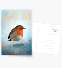 Robin Postcards
