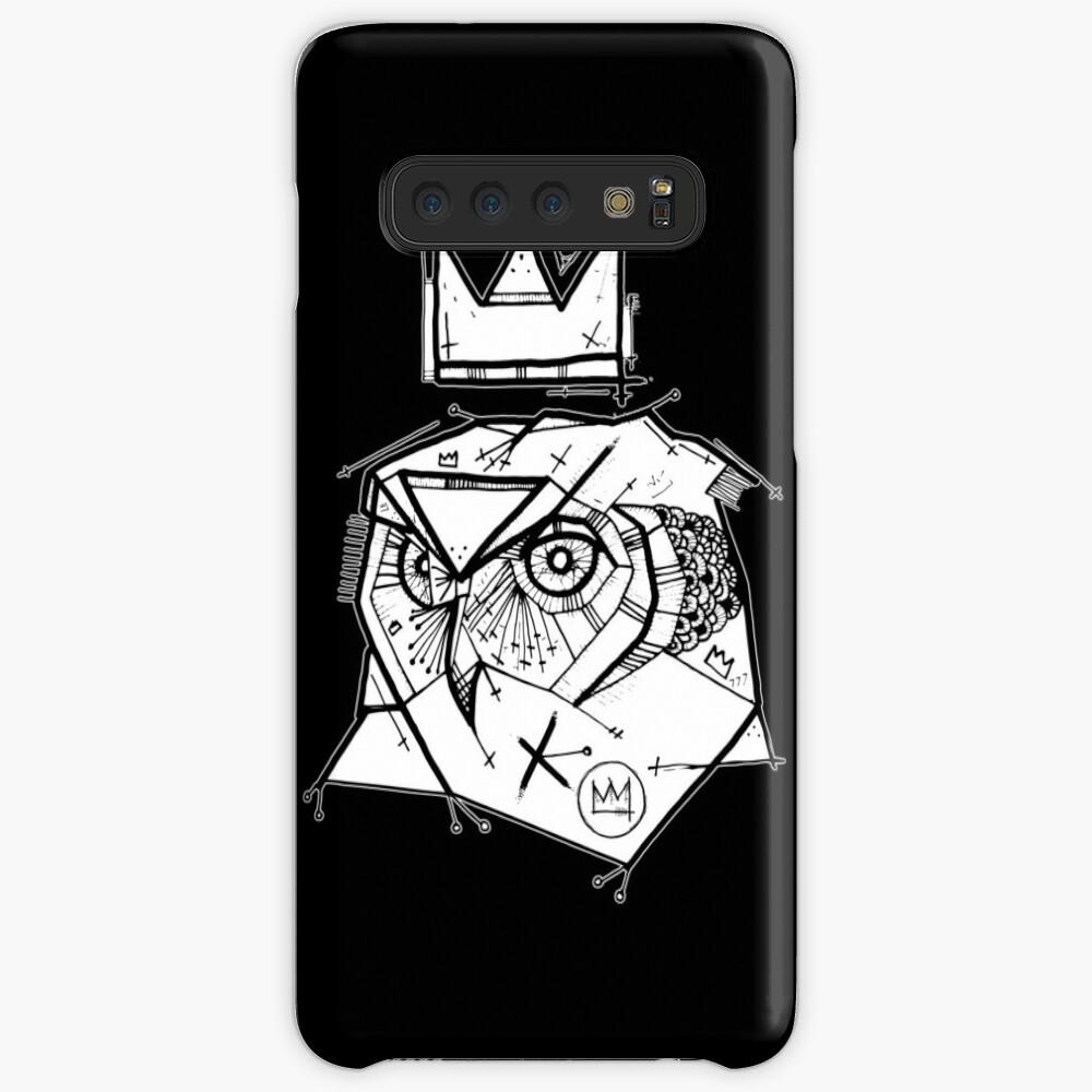 owl king Samsung Galaxy Snap Case