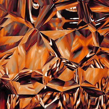 Shutter Orange by NoraMohammed