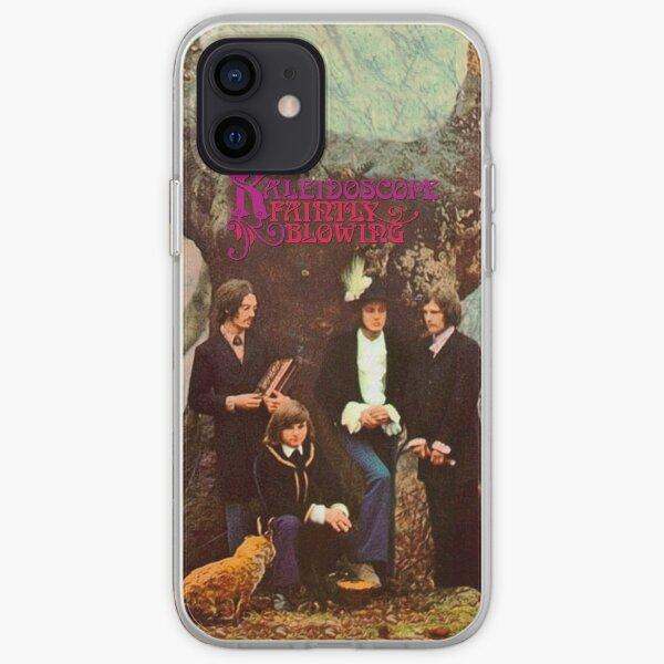 Kaleidoscope UK Band Faintly Blowing Album Art iPhone Soft Case