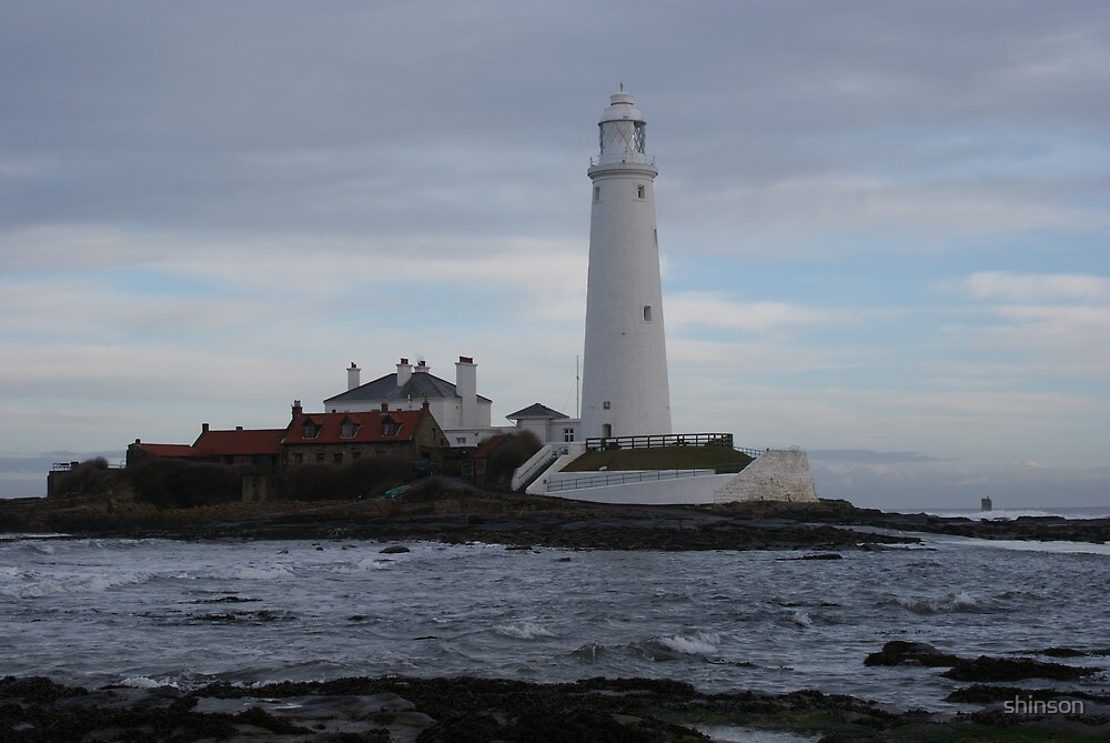 St Marys Lighthouse by shinson