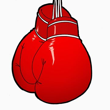Boxing Gloves by nattytwothree