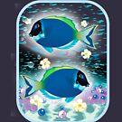Pisces = Gluck, Gluck, Gluck! by dave-ulmrolls