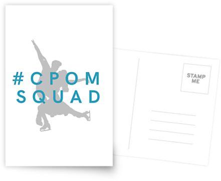 #CPom Squad Merch - CPom-Logo von cpomsquadmerch