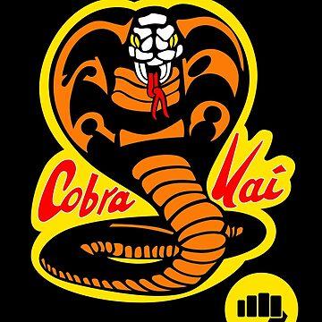 Cobra Kai by bobbydanger