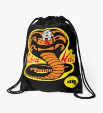 Cobra Kai Drawstring Bag