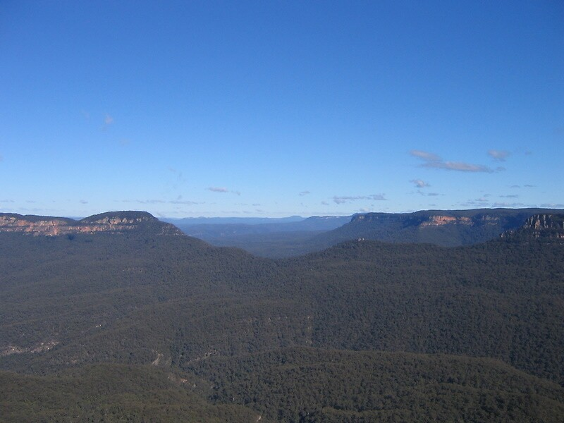 Blue Mountains by Wildflower7777