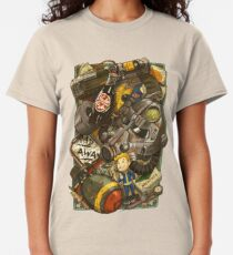 Wasteland Cache Classic T-Shirt