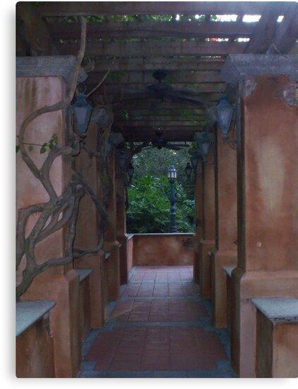 Walkway by StephenieRenee