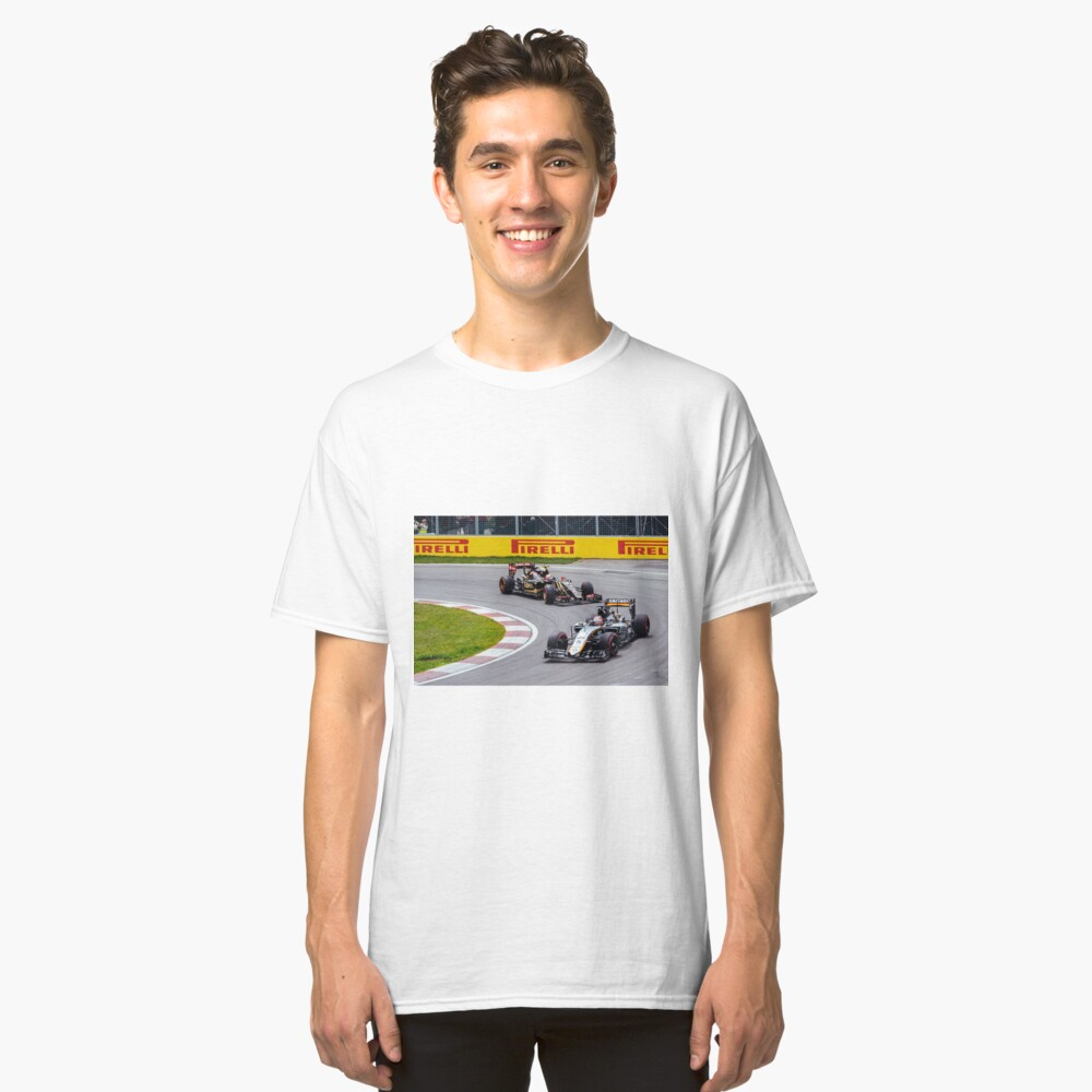 Catch me if you can Classic T-Shirt Front