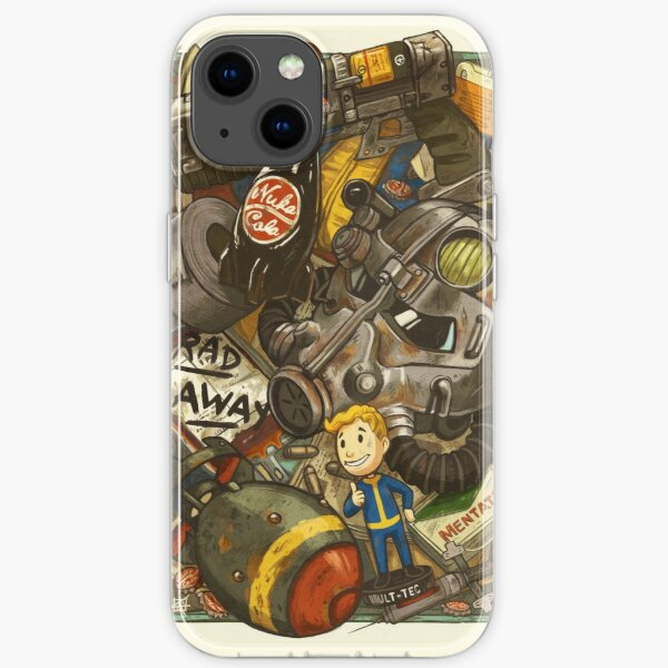 Wasteland Cache iPhone Soft Case