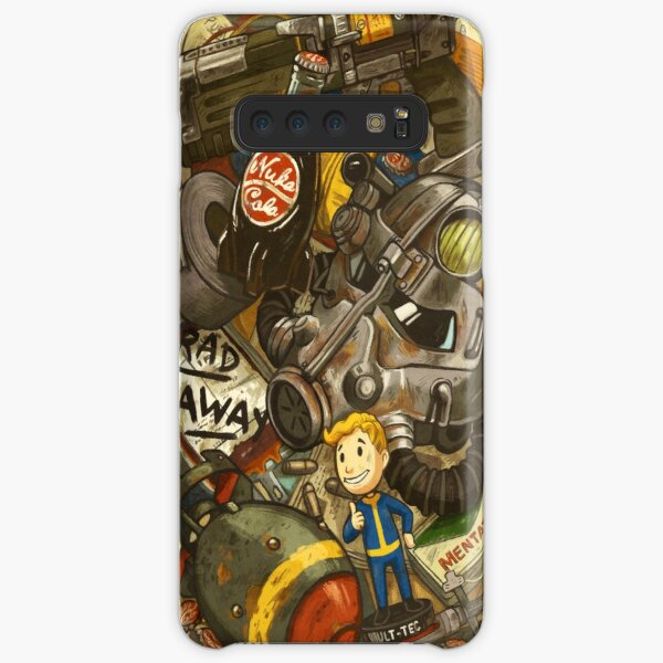 Wasteland Cache Samsung Galaxy Snap Case