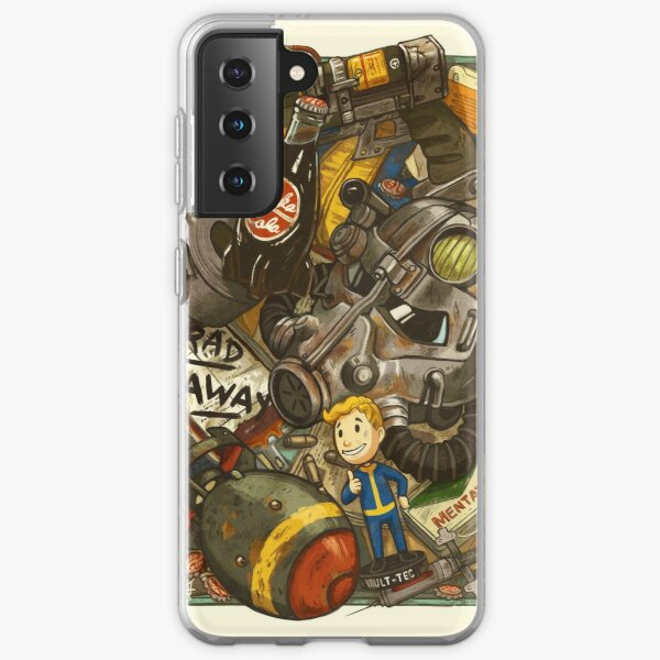 Wasteland Cache Samsung Galaxy Soft Case