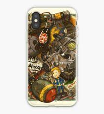 Wasteland Cache iPhone Case