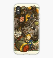 Fallout Armor Iphone Cases Covers For Xs Xs Max Xr X 8