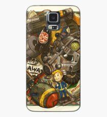 Funda/vinilo para Samsung Galaxy Caché de tierras baldías
