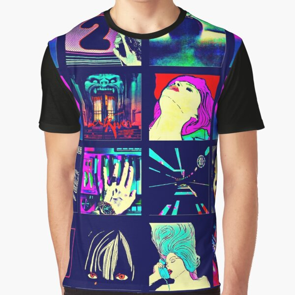Candy V Chromatics Graphic T-Shirt